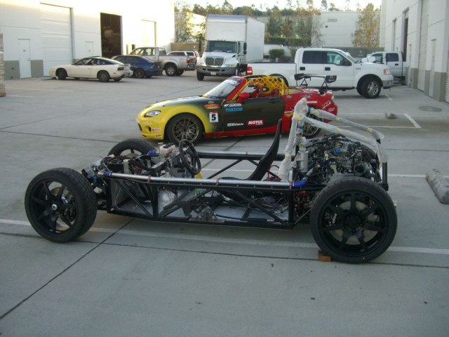 Sonic 7 Kit Car For Sale from Exomotive