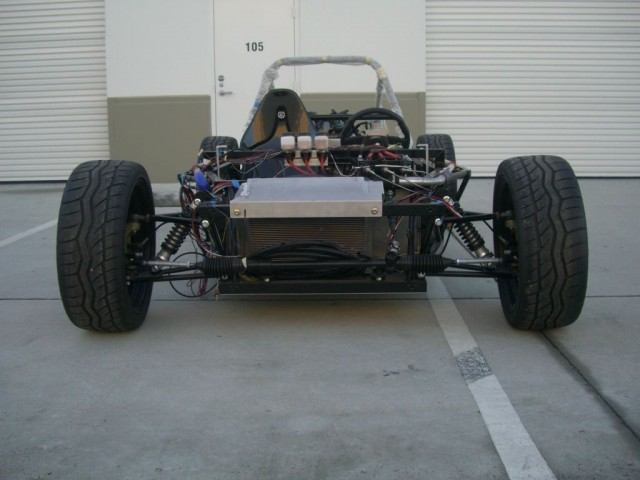 Amazing 315hp Sonic 7 rolling chassis for sale (Sold!)