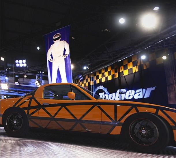 Top Gear Exocet?