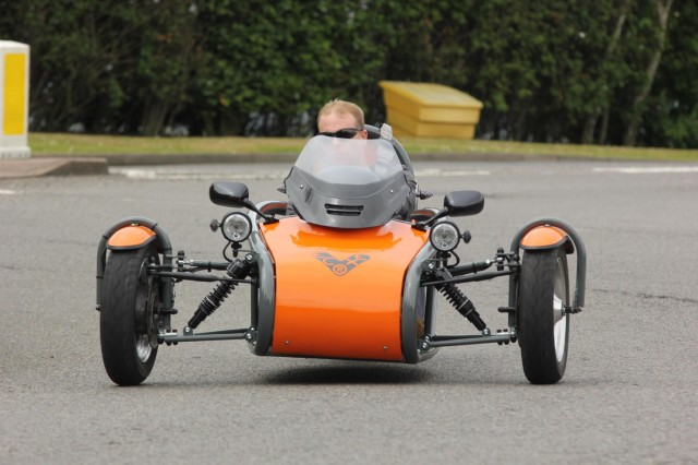 Eco-Exo-R from Exomotive hits the streets
