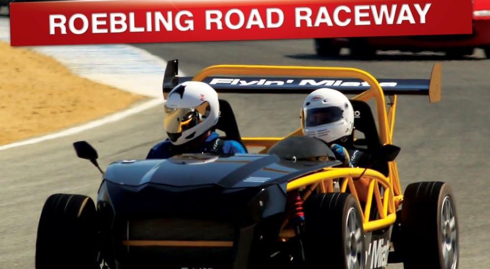 The 2014 Exomotive Exofest at Roebling Road Raceway