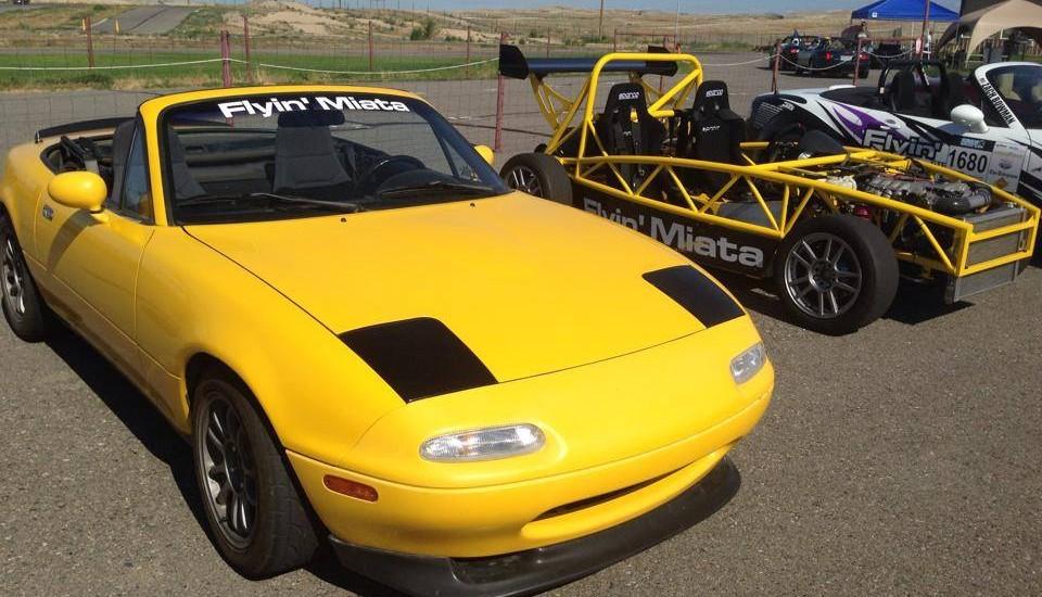 No turbo, but plenty of fun!