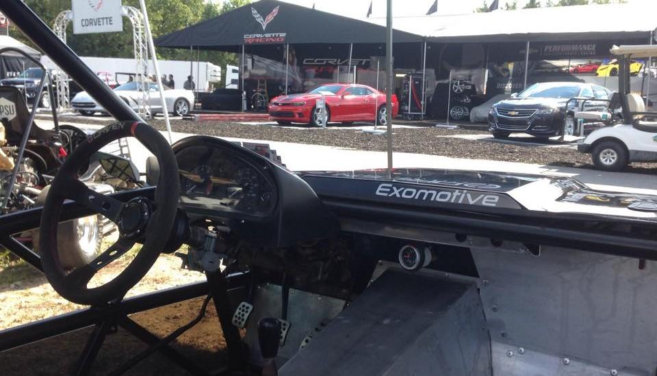 Exomotive at Petit Le Mans!