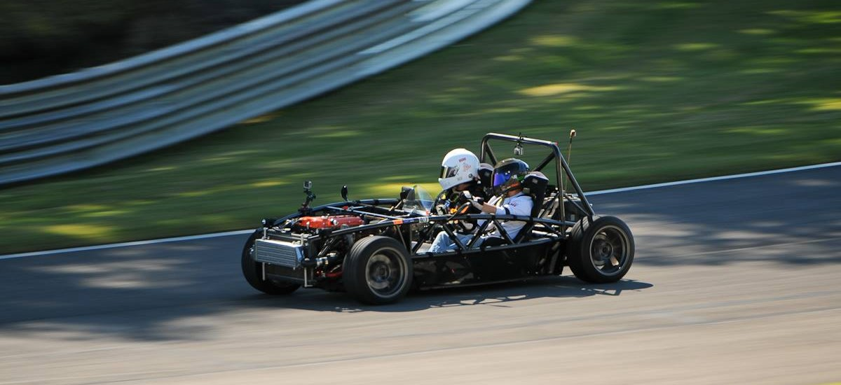 Exocet at Barber Motorsports Park