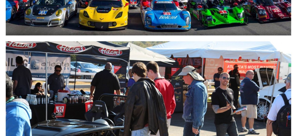 Come see us at Petit Le Mans!