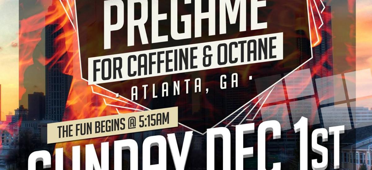 Caffeine Pregame