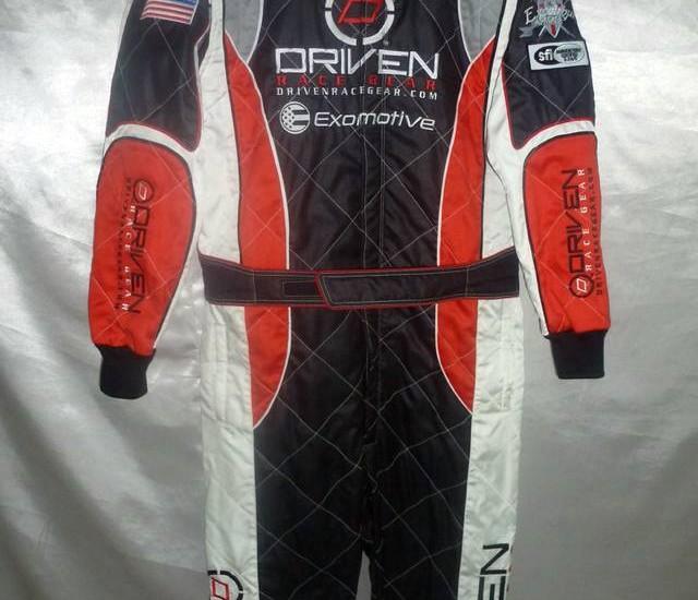 New race suit!
