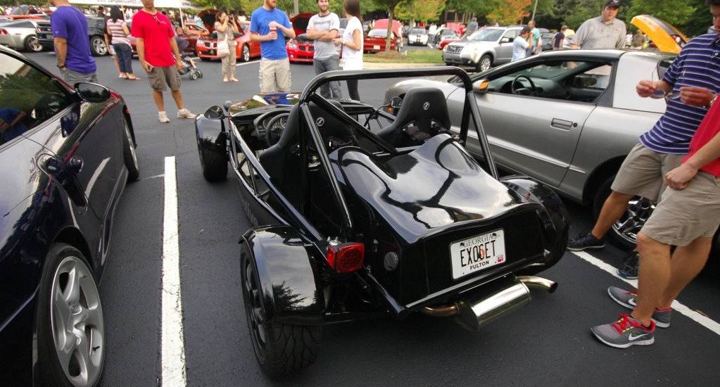 Another great Caffeine and Octane!