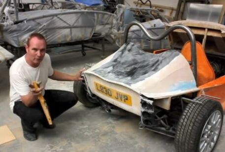 How to build a sports car