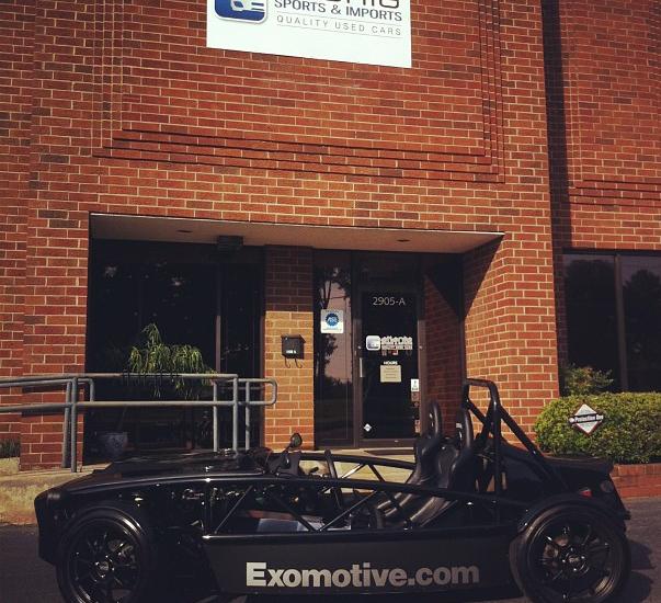 Exocet at Atlanta Sports & Imports.