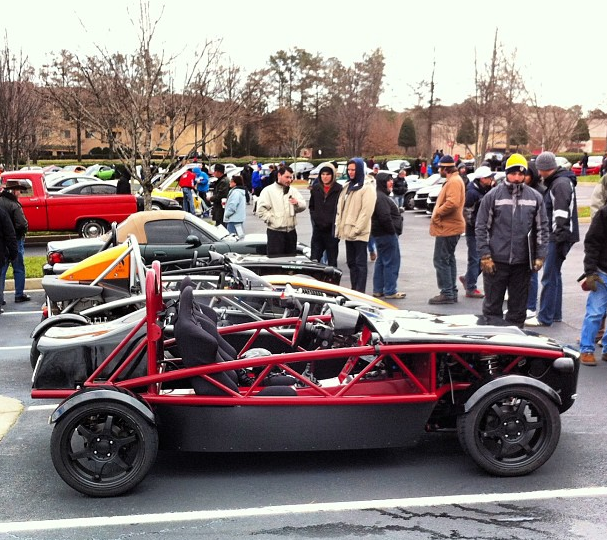 Fellow Exocet at Caffeine and Octane!