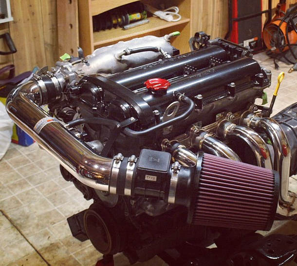 This motor is ready to go!