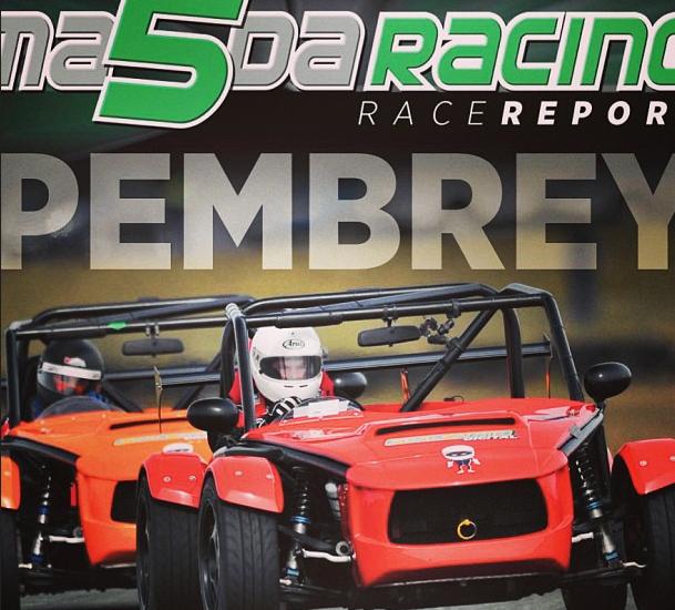 Pembrey Exocet race report!
