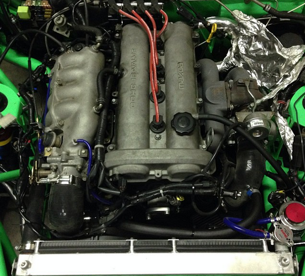 FM-II turbo; check