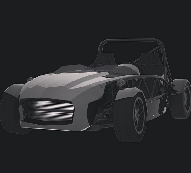 The all new 2014 Exocet from Exomotive.
