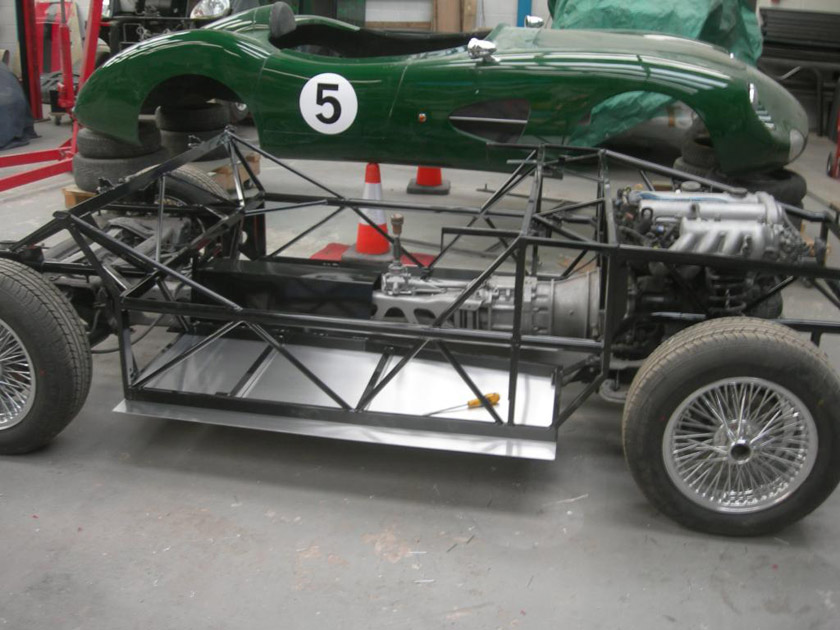 Chassis-Body
