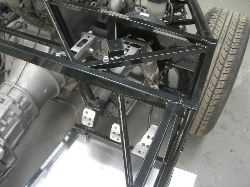 pedals