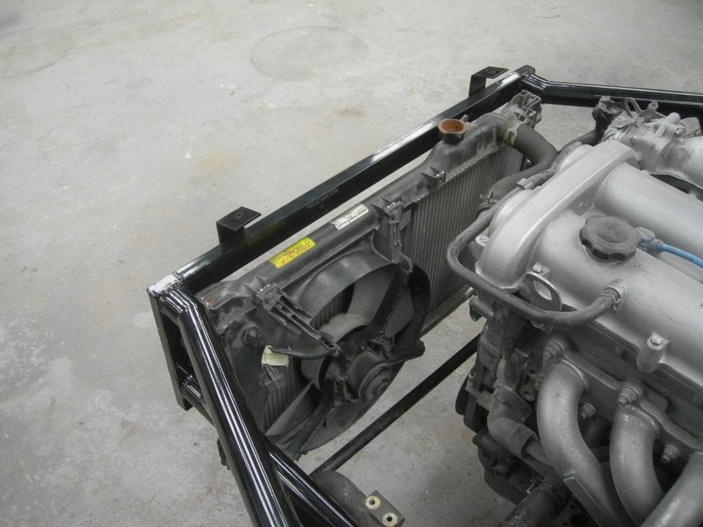 radiator-mount