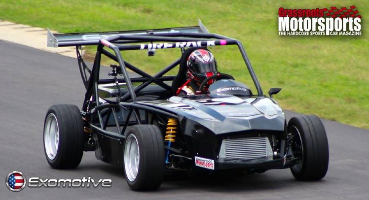 Grassroots Motorsports Magazine Editors' Choice!
