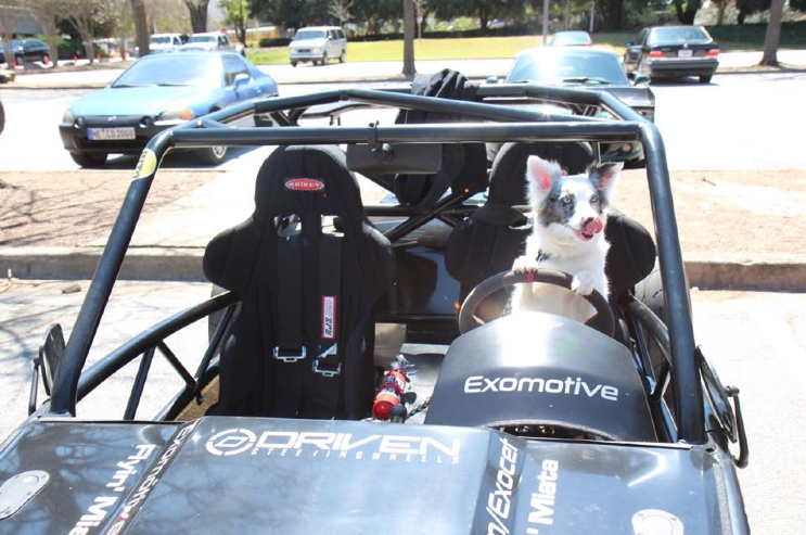 There is always time to PAWS and enjoy the Exocet…