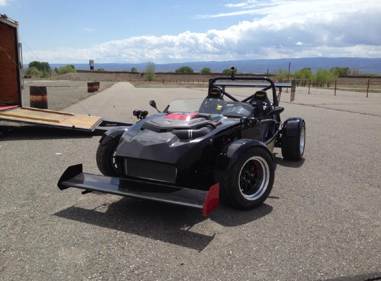Track test day for the XXXocet