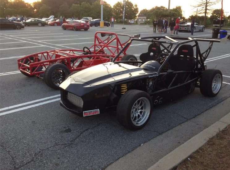 We hope you were able to catch us at Caffeine and Octane this weekend!