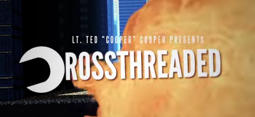 "Catch the first episode of ""Crossthreaded""!"