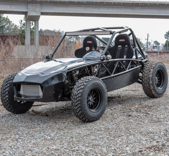 Introducing the newest Exomotive platform…