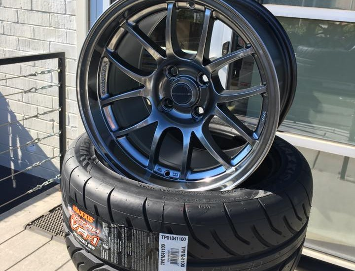 Maxxis VR-1s ready to go
