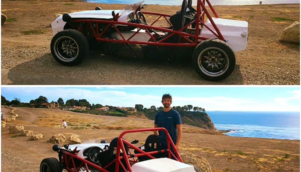 Another Exocet hits the streets of California