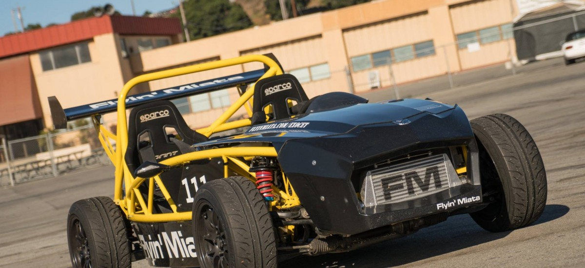 The Exocet made Autoguide's top five at MRLS!