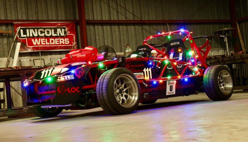 Light up the holidays!