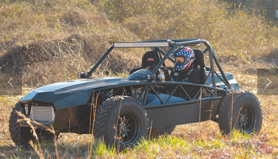 Exocet Off-Road featured in Digital Trends