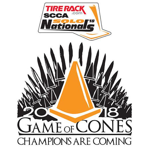 2018 Tire Rack SCCA Solo Nationals