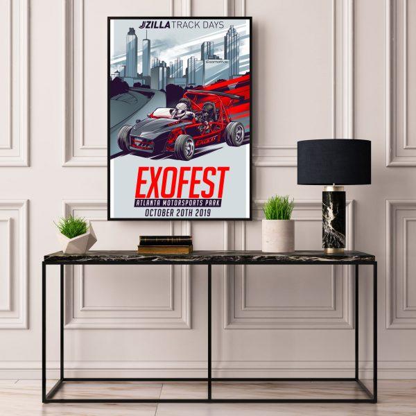 Exofest 2019 Poster