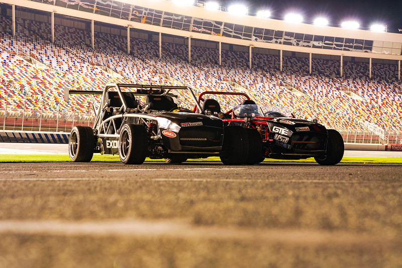 Under the Lights at Charlotte Motor Speedway 2021