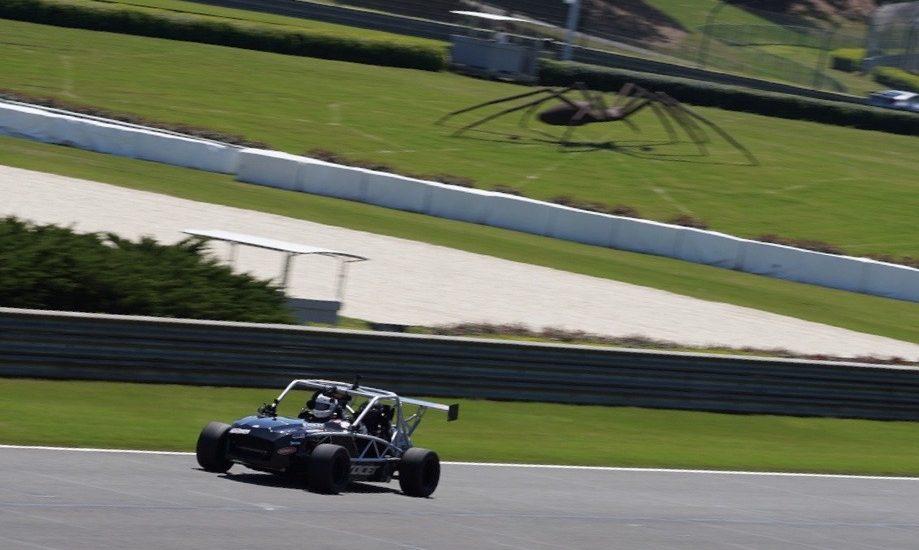 Jzilla Track Days Friendsgiving at Barber Motorsports Park